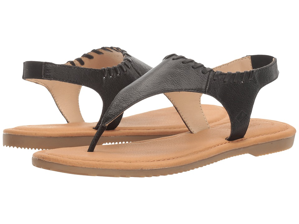 Sperry Top-Sider - Cali Shore (Black) Women's Shoes