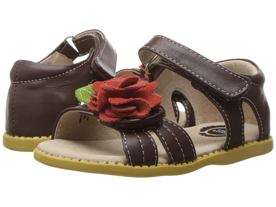 Livie & Luca - Camille (Toddler/Little Kid) (Brown) Girl's Shoes