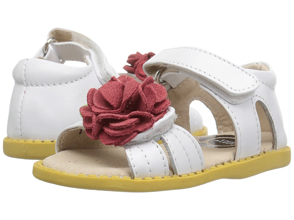 Livie & Luca - Camille (Toddler/Little Kid) (White) Girl's Shoes