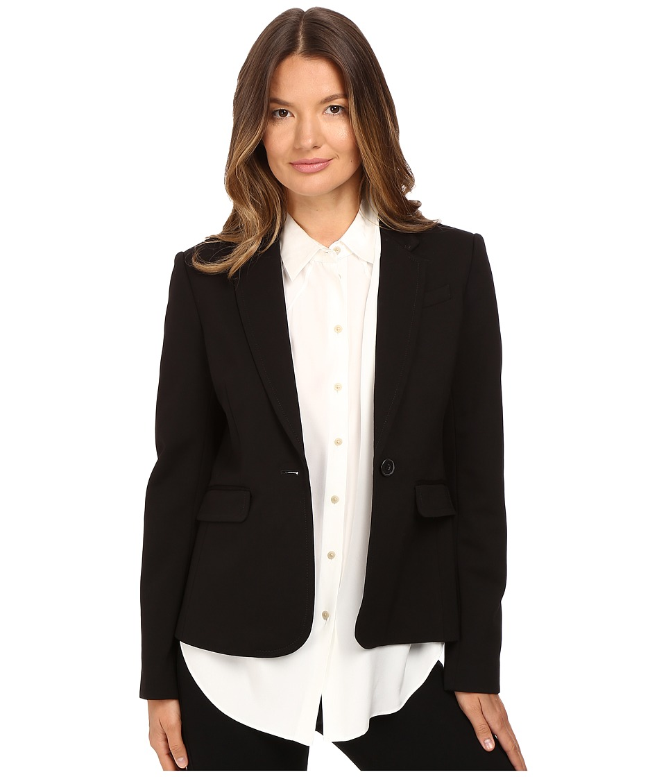 ATM Anthony Thomas Melillo - Schoolboy Blazer (Black) Women's Jacket