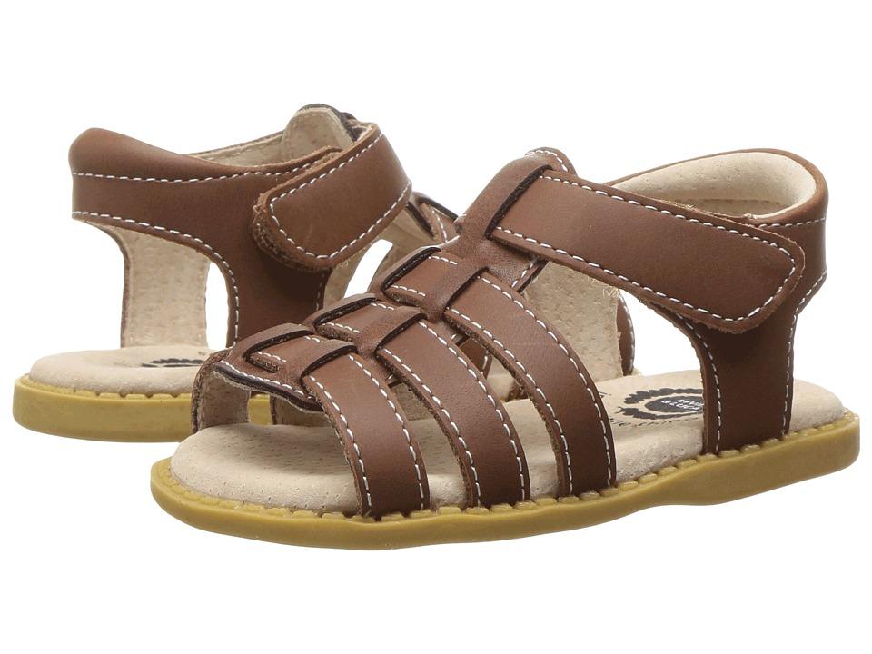 Livie & Luca - Finn (Toddler/Little Kid) (Mocha) Boy's Shoes