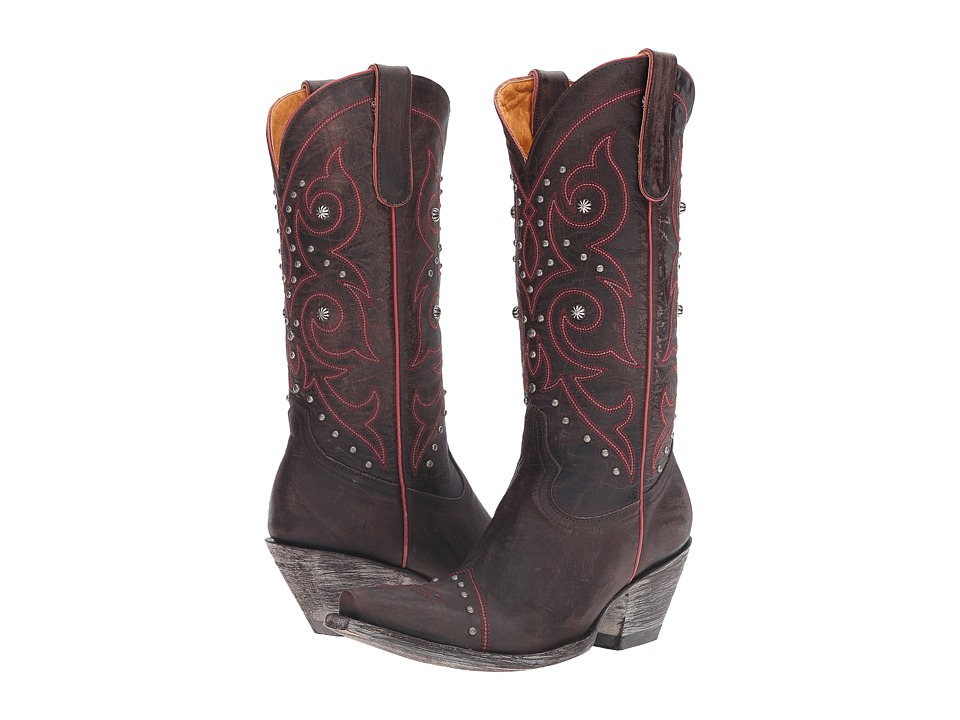Old Gringo Marcel (Chocolate) Cowboy Boots