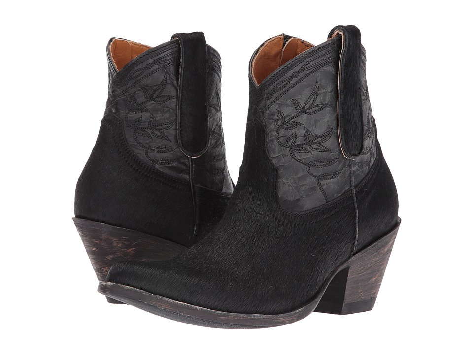 Old Gringo Polopony (Black) Cowboy Boots