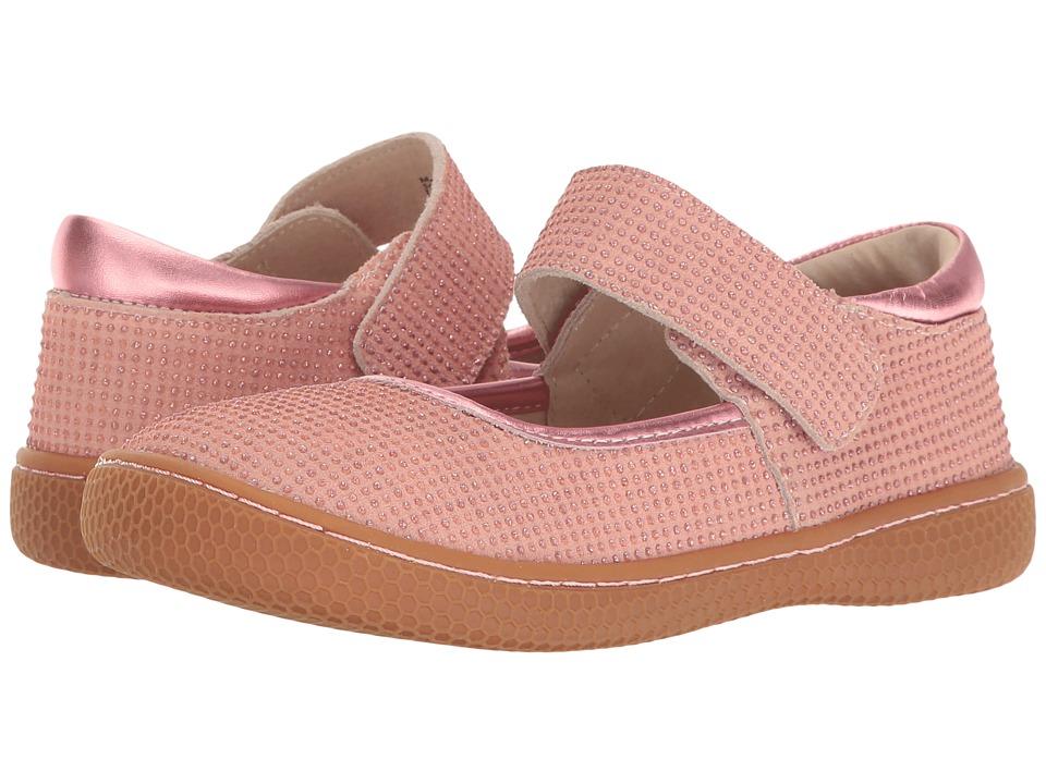 Livie & Luca - Gemma (Little Kid) (Rose Sparkle) Girl's Shoes