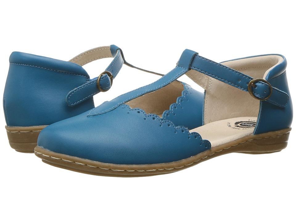 Livie & Luca - Fresca (Toddler/Little Kid) (Azure Blue) Girl's Shoes