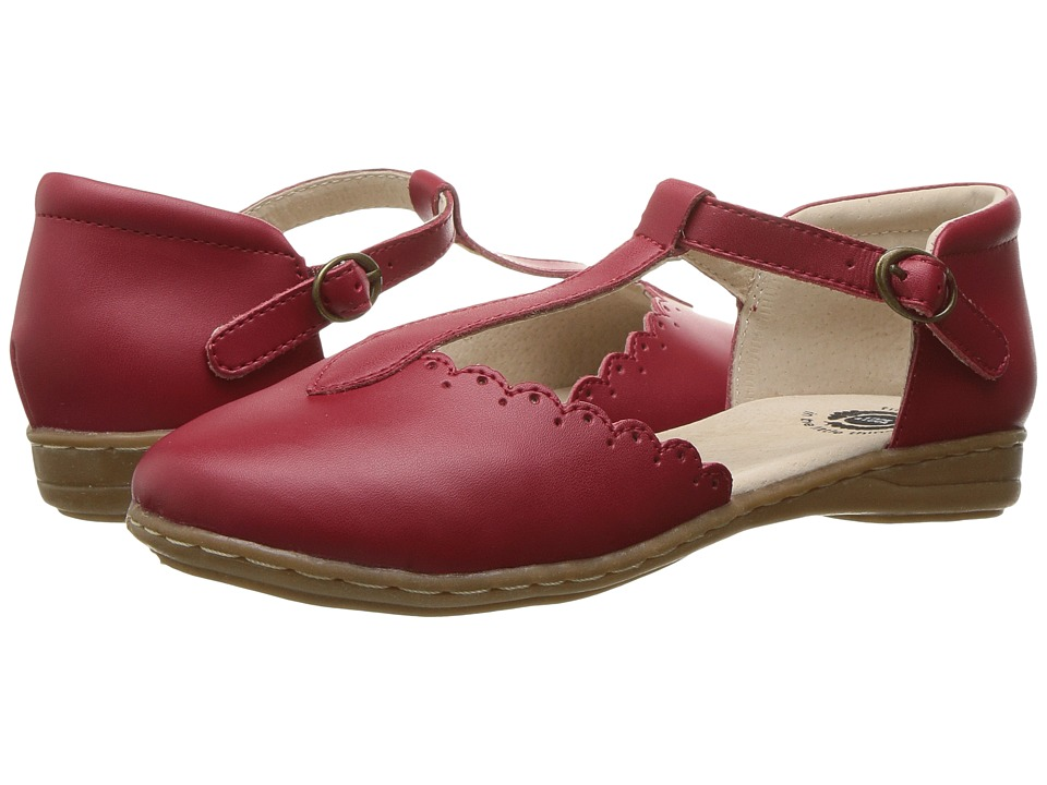 Livie & Luca - Fresca (Toddler/Little Kid) (Red) Girl's Shoes