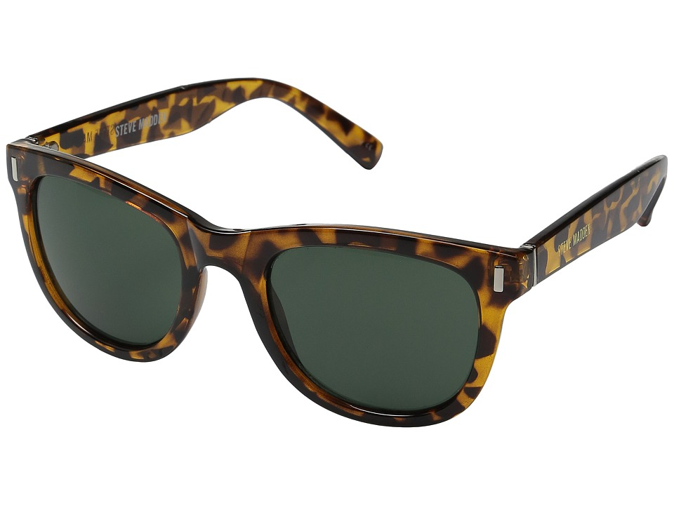 Steve Madden - Anthony (Tortoise) Fashion Sunglasses
