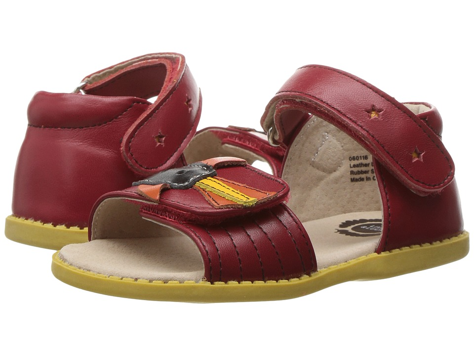 Livie & Luca - Juno (Toddler/Little Kid) (Red) Boy's Shoes