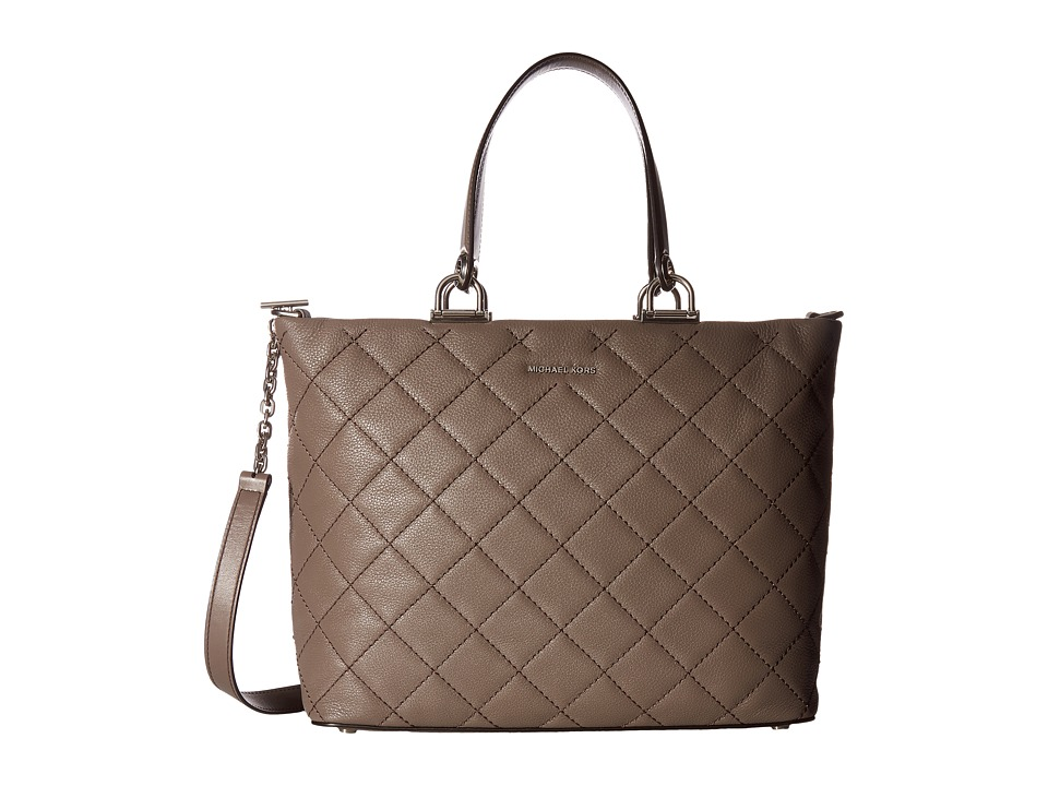 MICHAEL Michael Kors - Loni Large East/West Tote (Cinder) Tote Handbags
