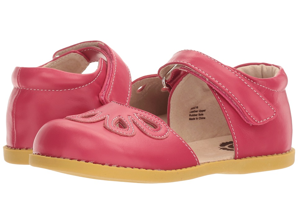 Livie & Luca - Petal (Little Kid) (Hot Pink) Girl's Shoes