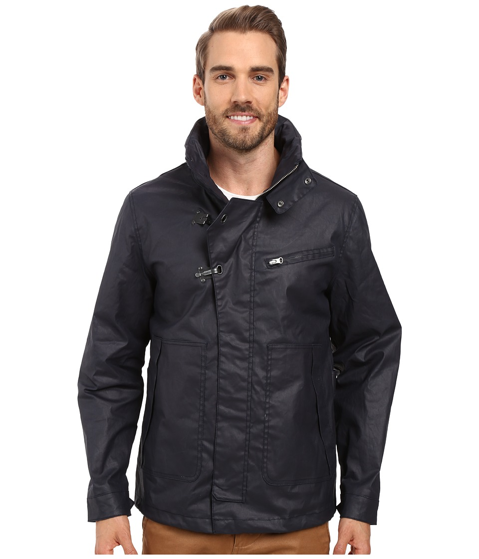Nautica - Navy Yard Slicker (Mood Indigo) Men's Coat