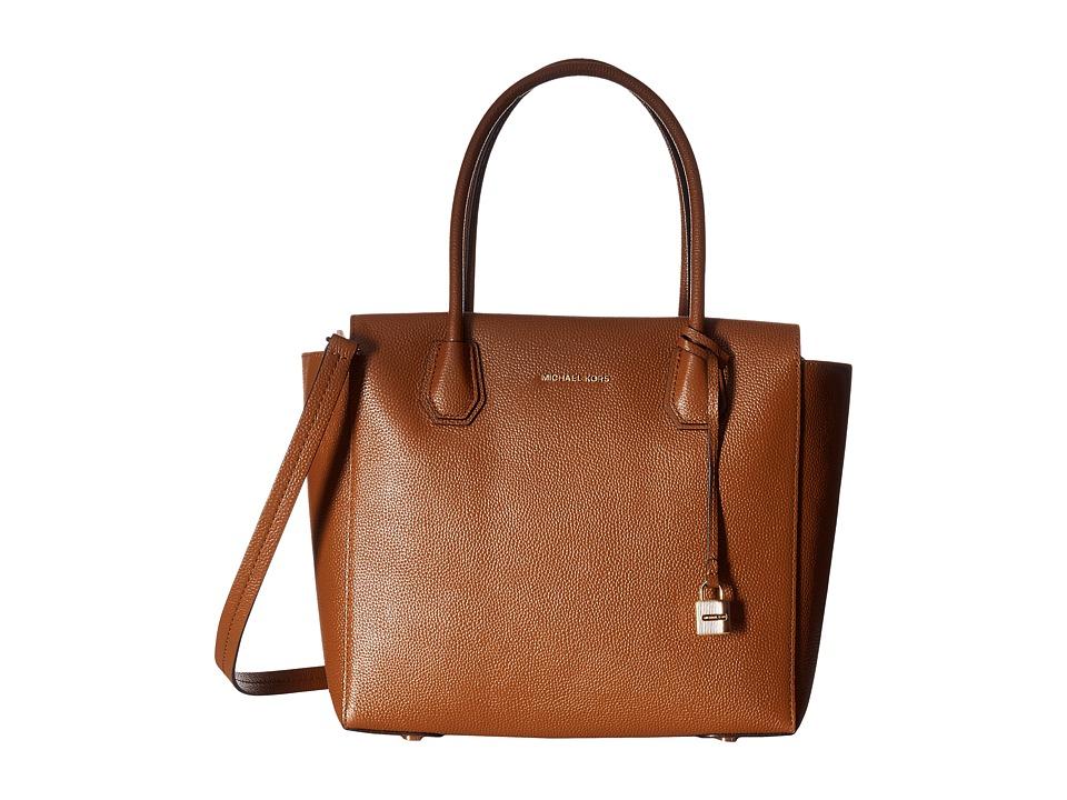 MICHAEL Michael Kors - Mercer Large Satchel (Luggage) Satchel Handbags