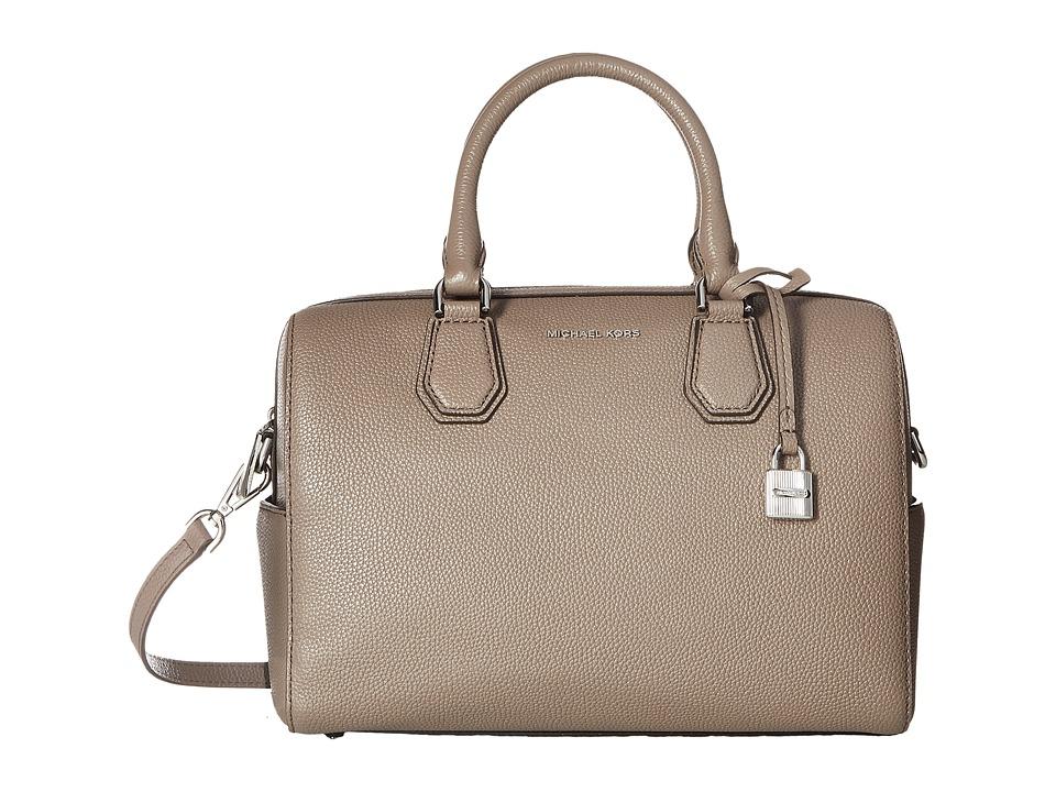 MICHAEL Michael Kors - Mercer Medium Duffel (Cinder) Duffel Bags