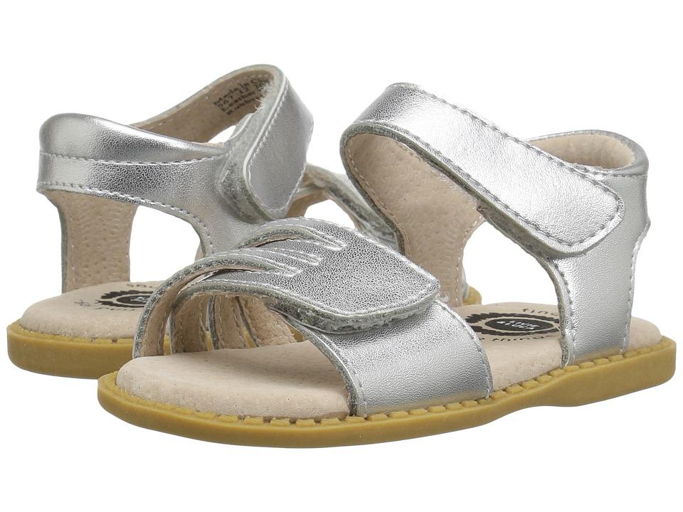 Livie & Luca - Athena (Toddler/Little Kid) (Platinum) Girl's Shoes
