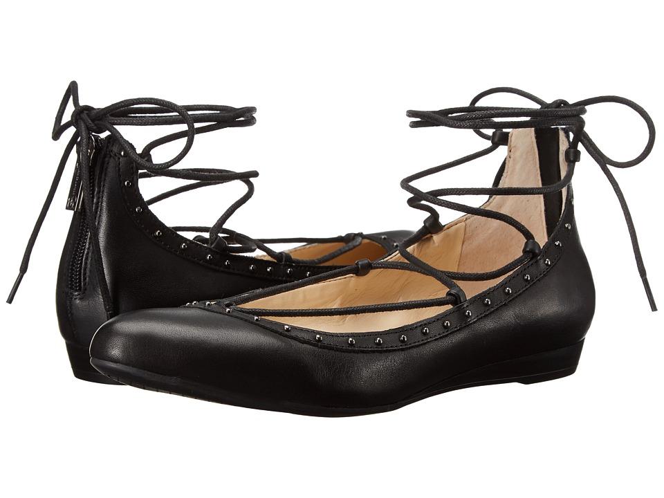 Jessica Simpson - Libra (Black Soft Nappa Silk) Women's Shoes