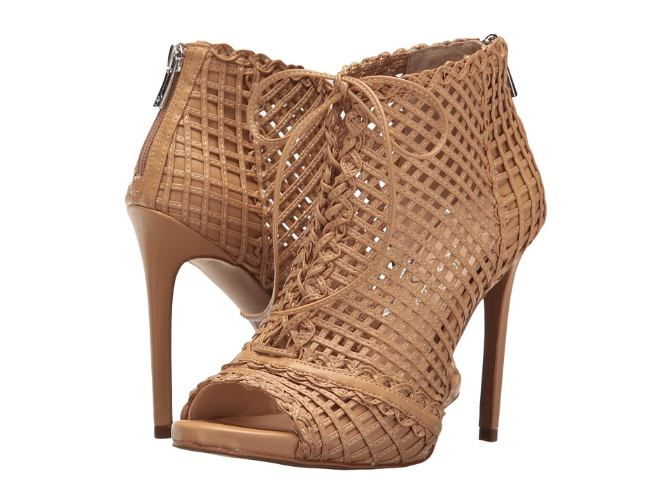 Jessica Simpson - Rendy (Sand Castle Soft Nappa Silk) Women's Shoes