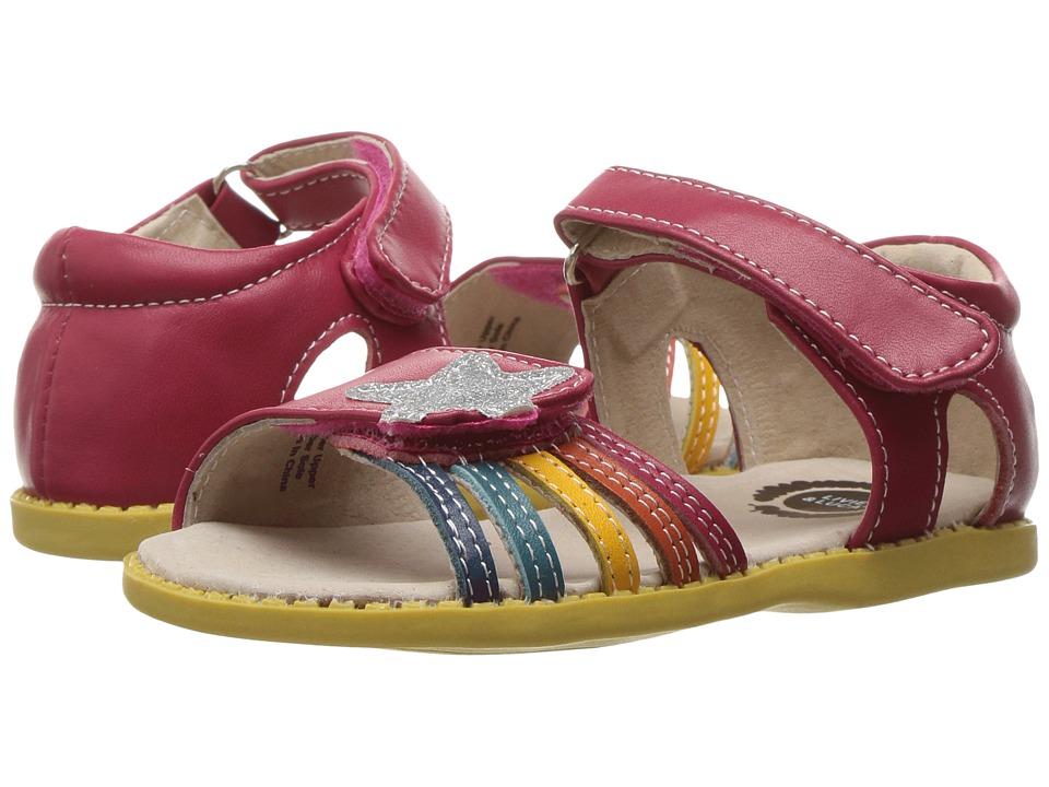Livie & Luca - Nova (Toddler/Little Kid) (Hot Pink) Girls Shoes