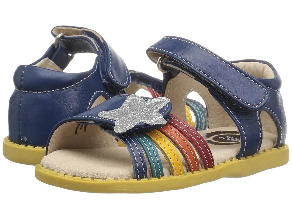 Livie & Luca - Nova (Toddler/Little Kid) (Ocean Blue) Girls Shoes