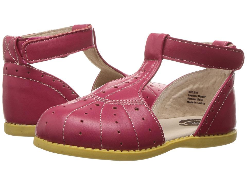 Livie & Luca - Palma (Toddler/Little Kid) (Hot Pink) Girl's Shoes
