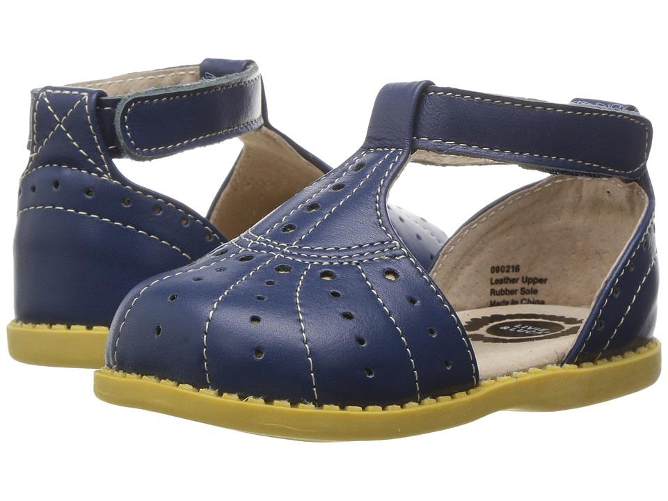 Livie & Luca - Palma (Toddler/Little Kid) (Ocean Blue) Girl's Shoes