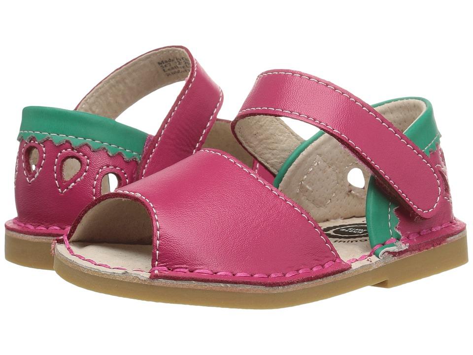 Livie & Luca - Kea (Toddler/Little Kid) (Hot Pink) Girl's Shoes