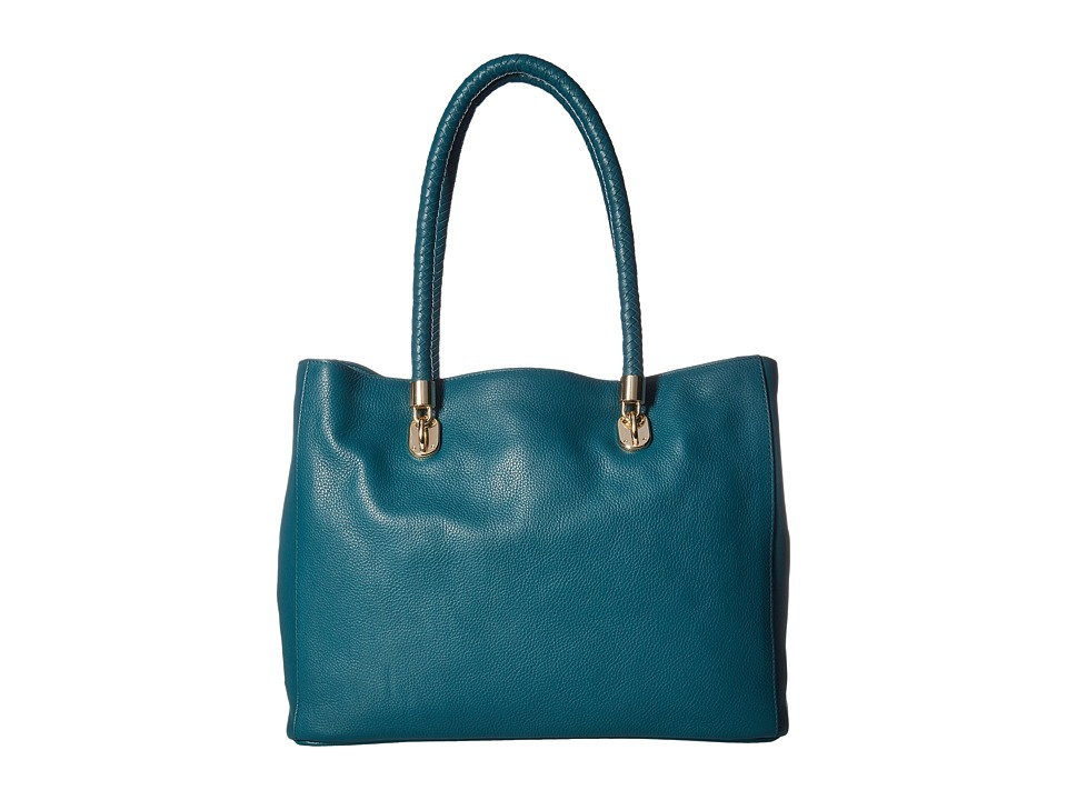 Cole Haan - Benson Tote (Peacock) Tote Handbags