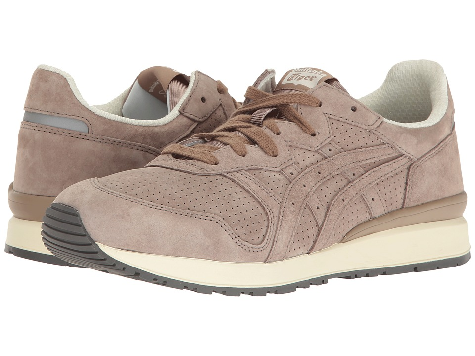 Onitsuka Tiger by Asics - Tiger Ally (Taupe Grey/Taupe Grey) Running Shoes