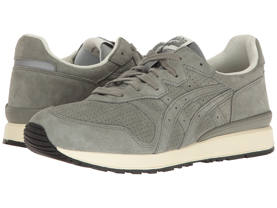 Onitsuka Tiger by Asics - Tiger Ally (Agave Green/Agave Green) Running Shoes