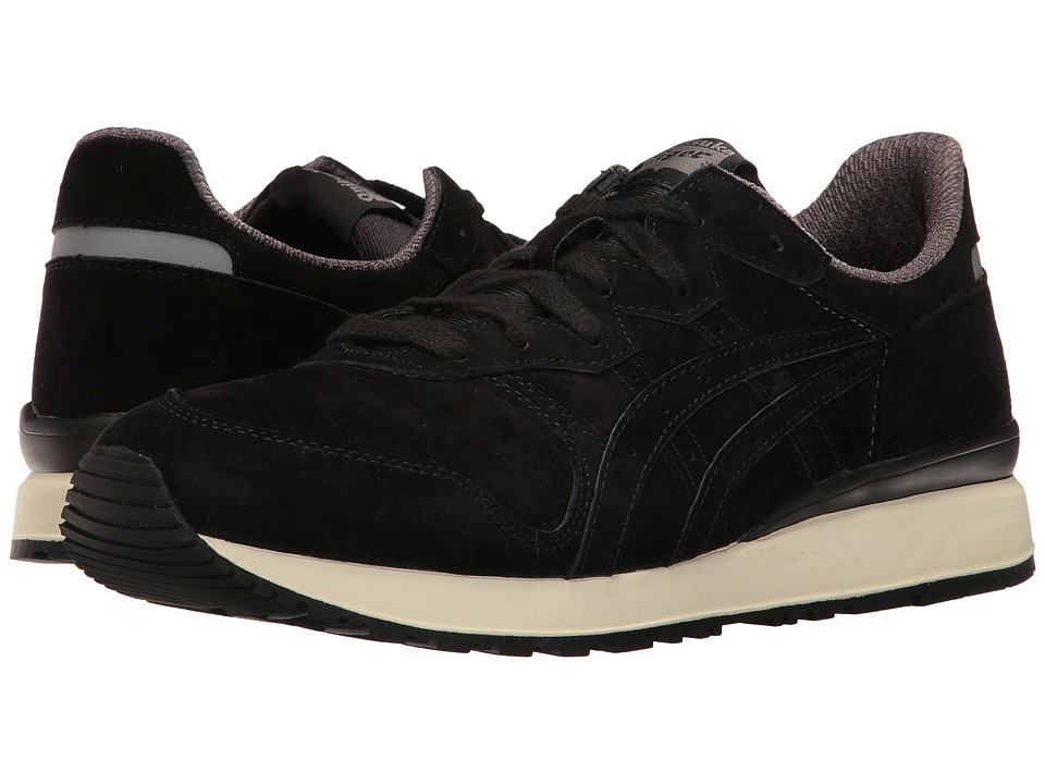 Onitsuka Tiger by Asics - Tiger Ally (Black/Black) Running Shoes