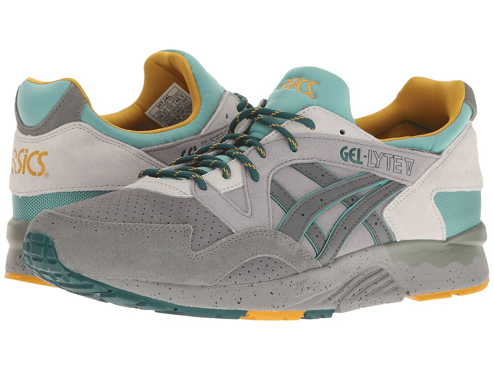 ASICS Tiger - Gel-Lyte V (Aluminum/Carbon) Men's Shoes
