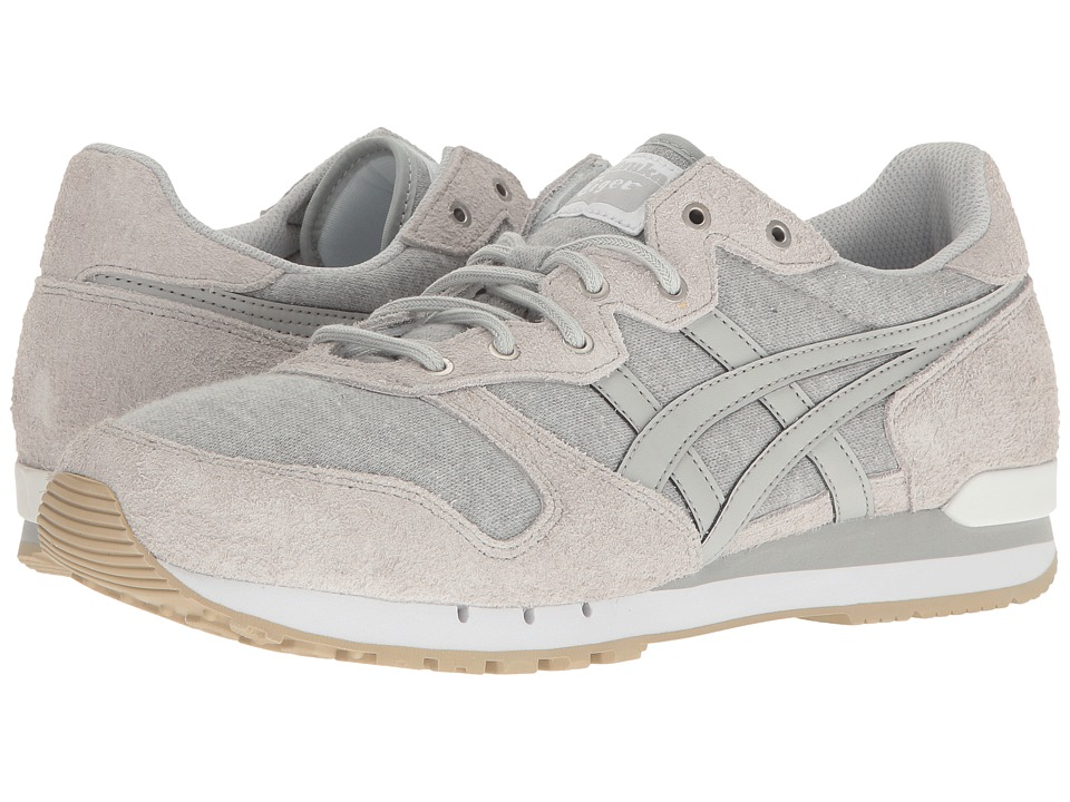 Onitsuka Tiger by Asics Alvarado (Glacier Grey/Glacier Grey) Athletic Shoes