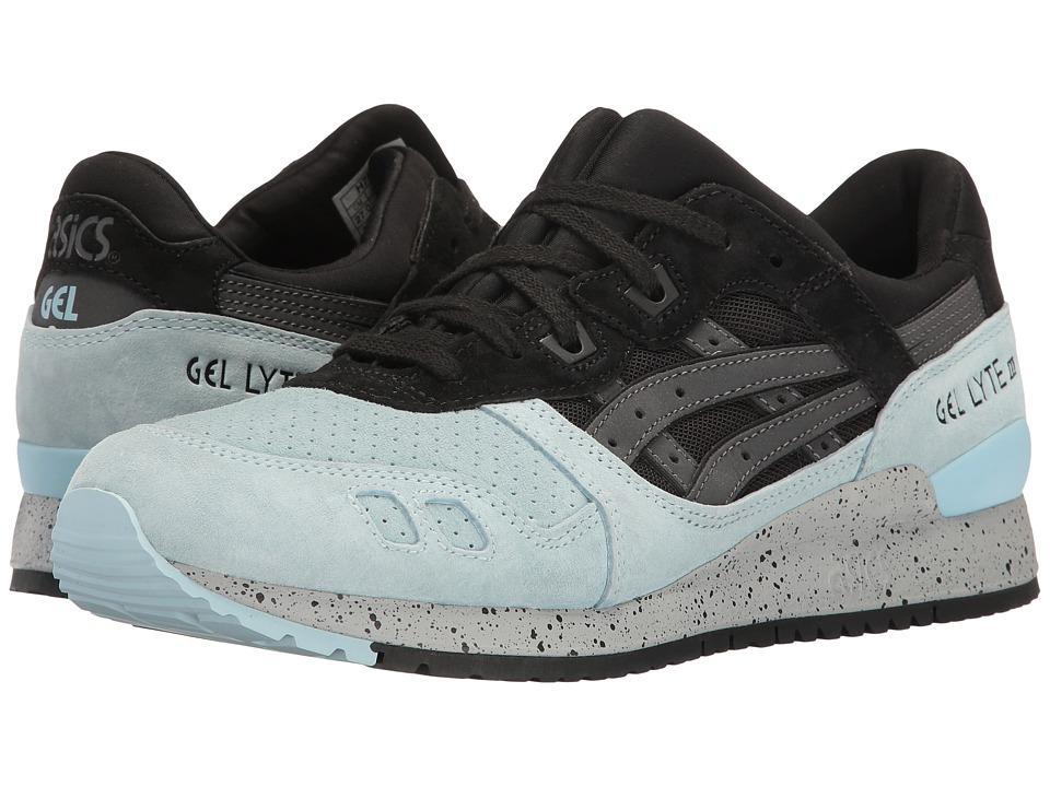 ASICS Tiger - Gel-Lyte III (Black/Black) Men's Shoes