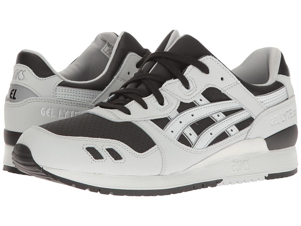 ASICS Tiger - Gel-Lyte(r) III (Black/Glacier Grey) Men's Shoes
