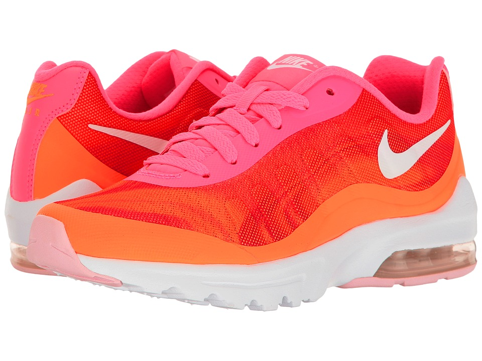 Nike - Air Max Invigor Print (Racer Pink/White/Tart/Prism Pink) Women's Classic Shoes