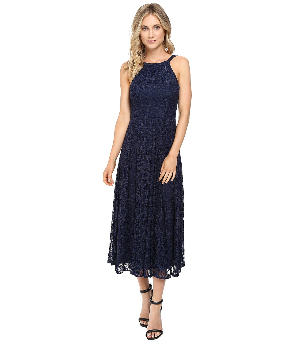 Eva by Eva Franco - Jane Dress (Navy) Women's Dress