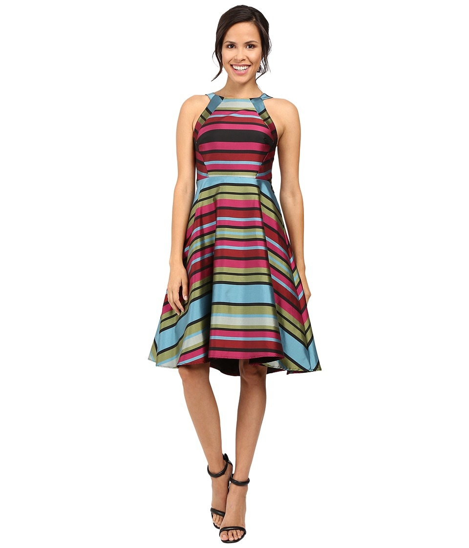 Eva by Eva Franco - Jackie Dress (Finland Stripe) Women's Dress