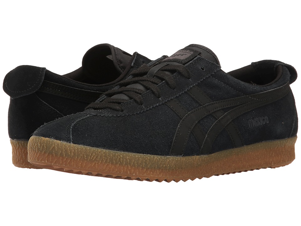 Onitsuka Tiger by Asics - Mexico Delegation (Black/Dark Grey) Shoes