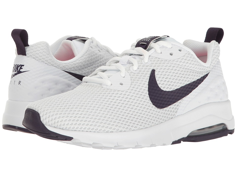 Nike - Air Max Motion LW SE (White/Purple Dynasty/Pure Platinum) Women's Running Shoes