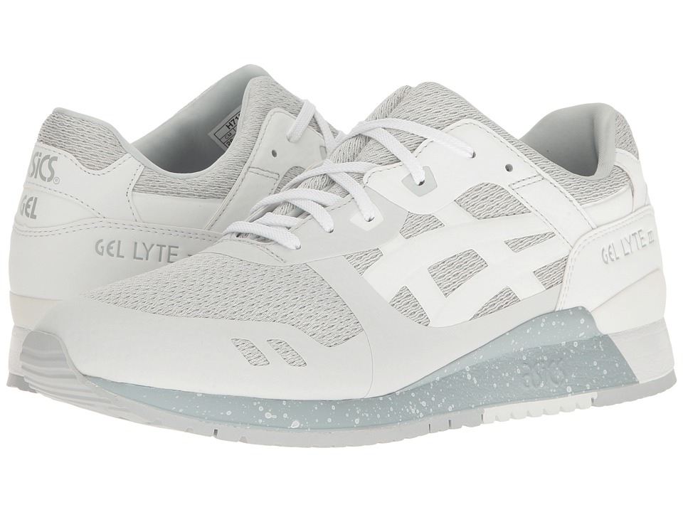 ASICS Tiger - Gel-Lyte(r) III NS (Glacier Grey/White) Men's Shoes