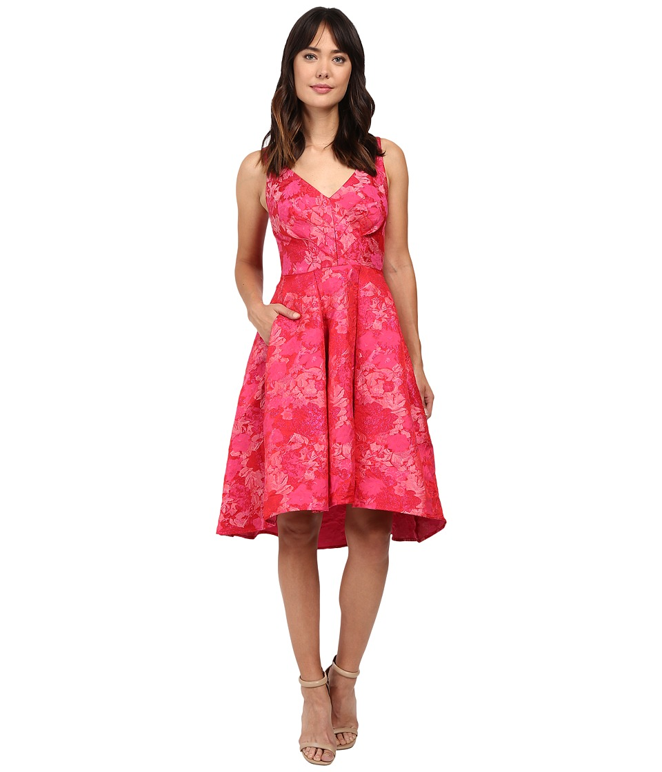 Eva by Eva Franco - Zander Dress (Fuchsia) Women's Dress