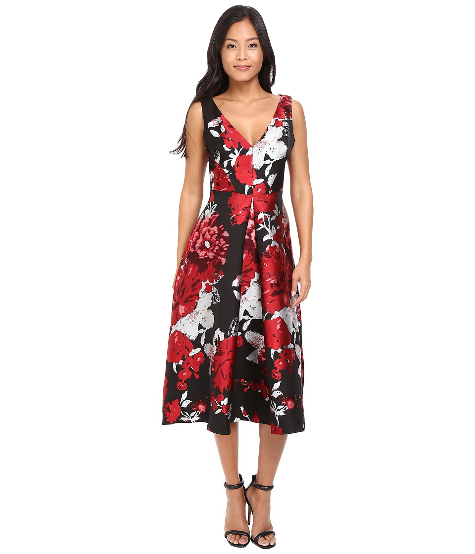 Eva by Eva Franco - Devora Dress (Scarlet Rose) Women's Dress