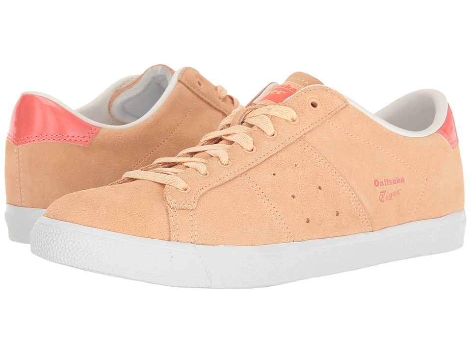 Onitsuka Tiger by Asics - Lawnshiptm (Bleached Apricot/Peach) Women's Shoes