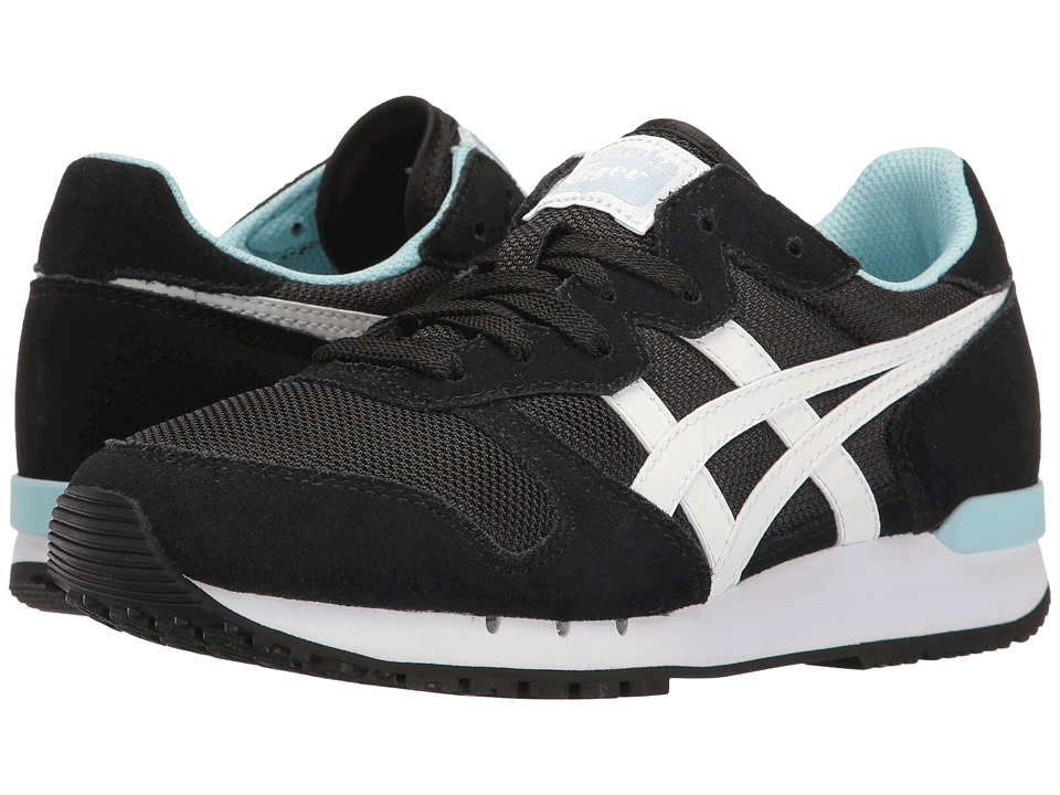 Onitsuka Tiger by Asics Alvarado (Black/White) Women
