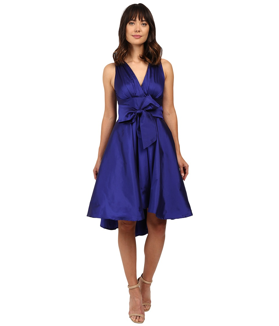 Eva by Eva Franco - Libby Dress - Solid (Cobalt) Women's Dress