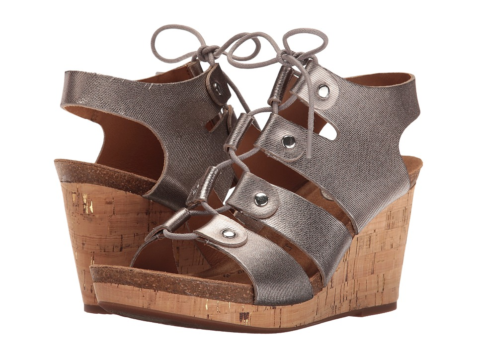 Sofft - Carita (Anthracite) Women's Sandals