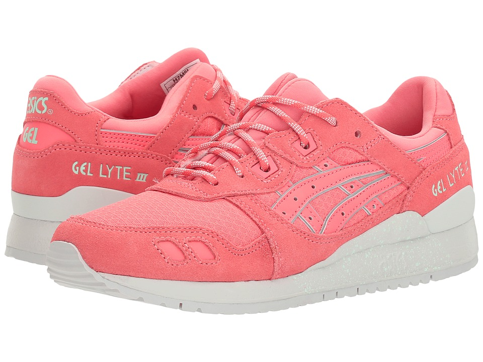 ASICS Tiger - Gel-Lyte(r) III (Peach/Peach) Women's Shoes