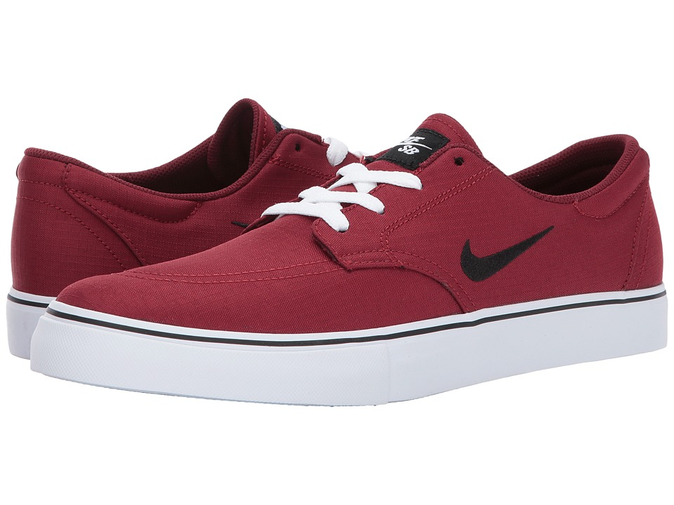 Nike SB - Clutch (Team Red/Black/White) Men's Skate Shoes