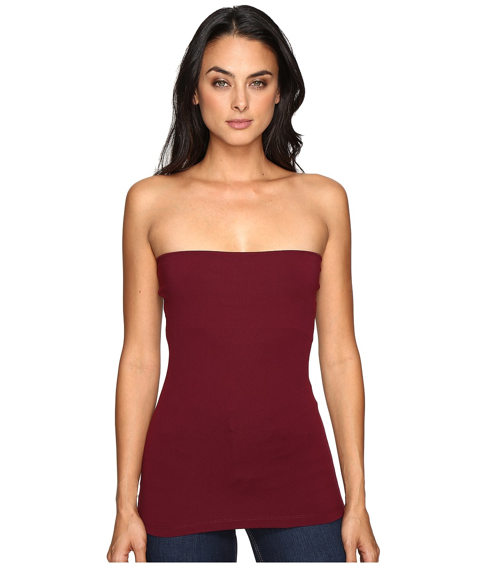 Susana Monaco Tube Top (Port) Women