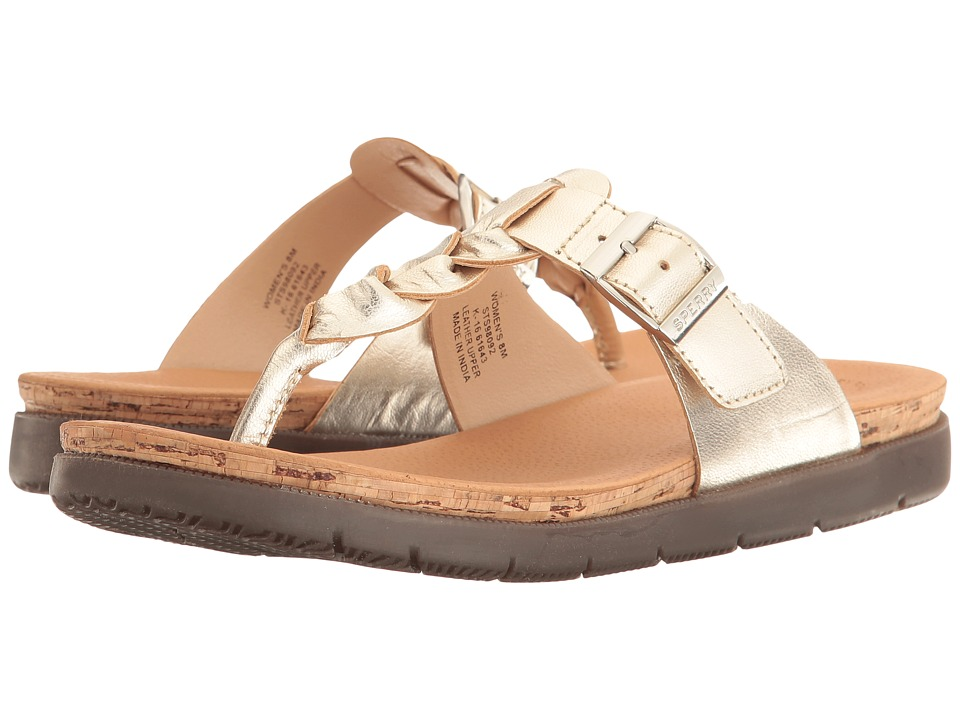 Sperry Dillon Faye (Platinum) Women