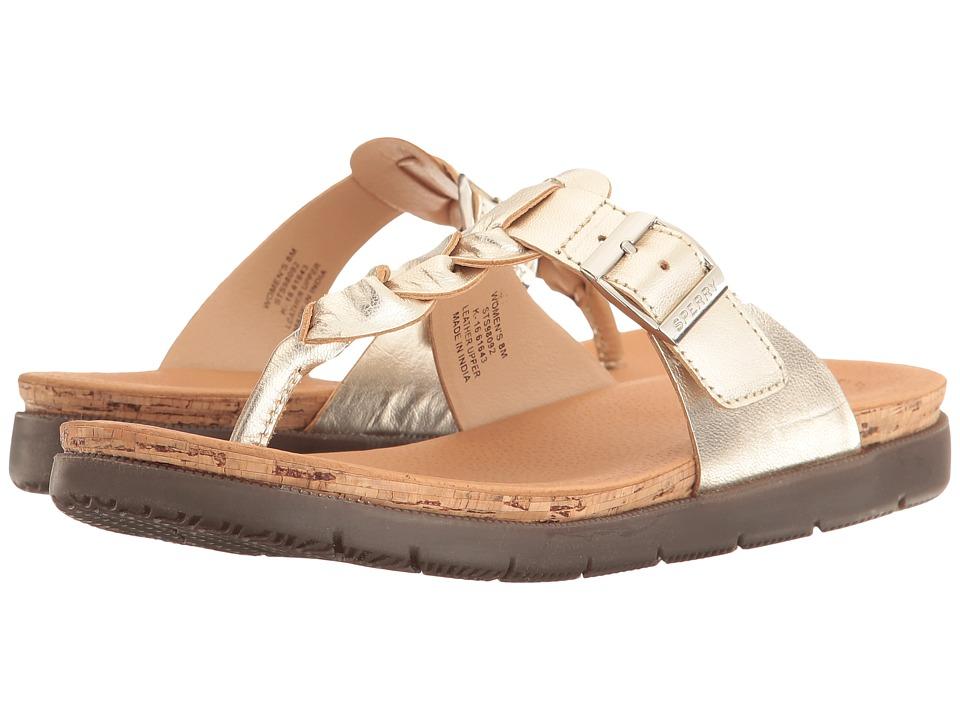 Sperry - Dillon Faye (Platinum) Women's Shoes
